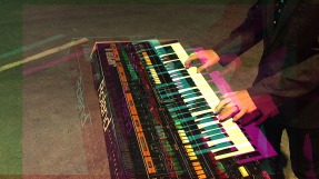 This City video still Roland Jupiter 8