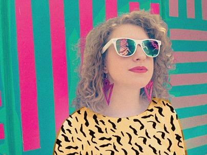 Neon Summer Nina Yasmineh