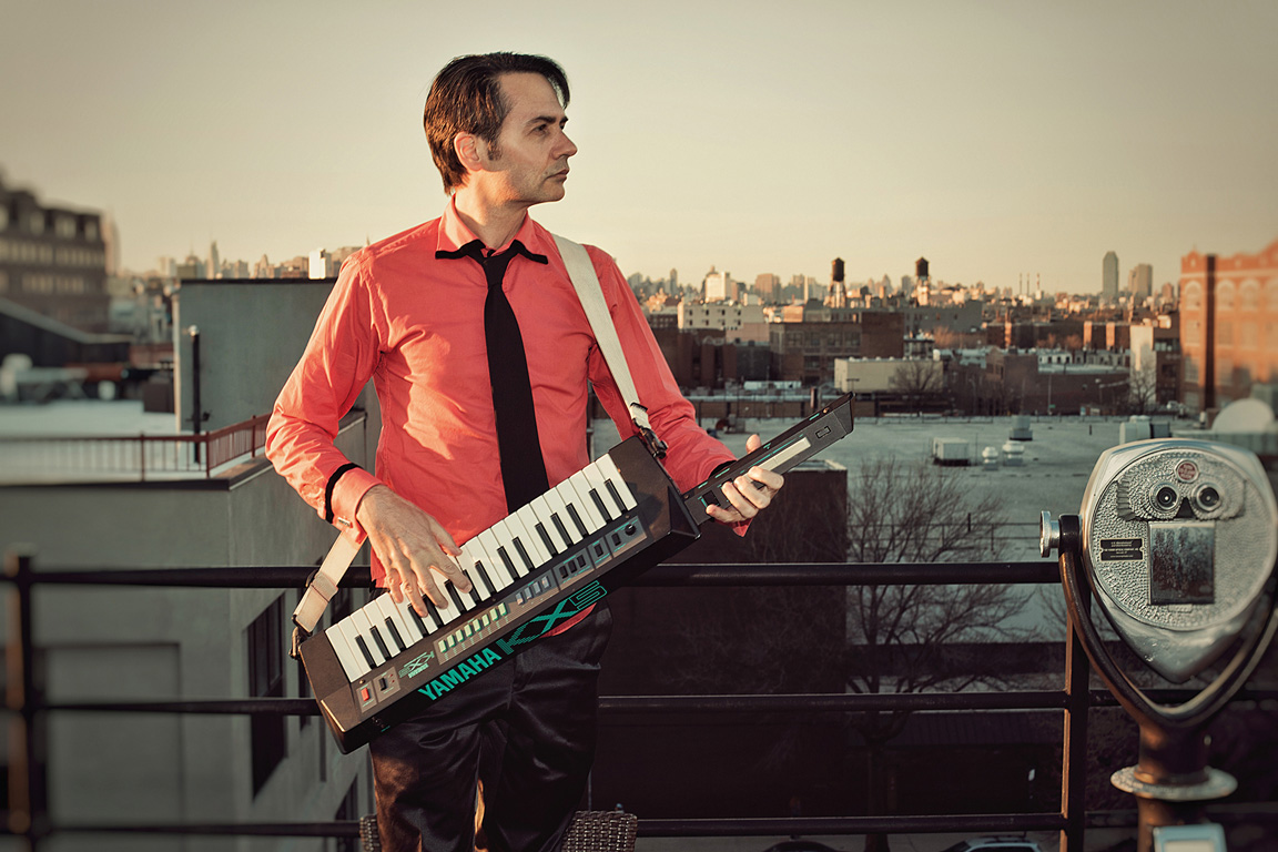 Diamond Field Keytar sml