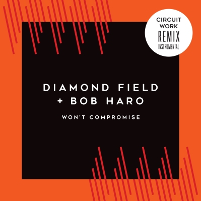 Won't Compromise Maxi-Single Cover Circuit Work INST
