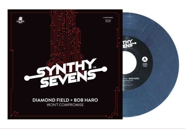 Synthy Sevens Cover DF Sleeve 3